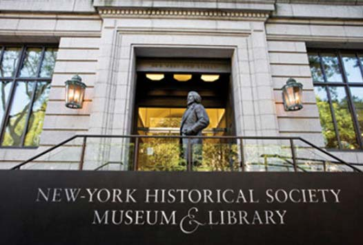 New-York Historical Society Museum and Library