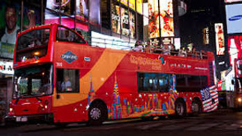 The Night Tour <small>(single, one-time use, not unlimited hop-on/hop-off)</small>